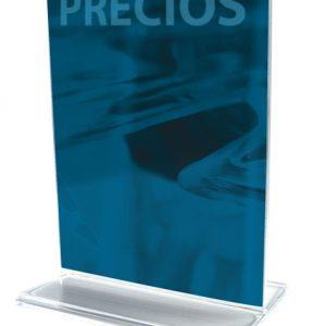 Porta Precios Metacrilato PPM-A5/A6