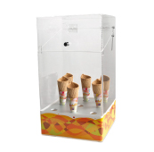 Vitrinas de metacrilato para helados VM-09G
